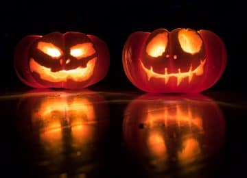 Whether you're the one taking the kiddos door to door for trick or treating or the one handing out the treats, we wish you a safe and happy Halloween. And if you're going to a Halloween party, remember to drive responsibly.